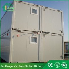 Prefabricated Steel Flatpack Office Containers