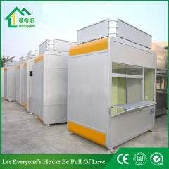 Prefabricated Portable Shop