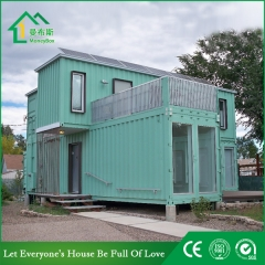 Prefab Modular Living Container Homes