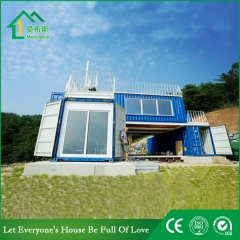 Prefabricated Mobile Container Villa