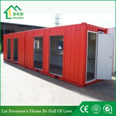 40ft Modified Shipping Container Shop