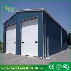 Steel Frame Warehouse