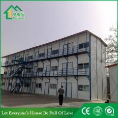 Three Floor Prefabricated House