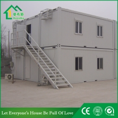 Prefabricated container building for refugee with CE for sale