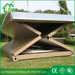 Portable Foldable Container