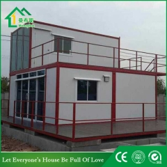 moden container house for living
