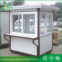 Prefab Portable Sales Booth Manufacturer